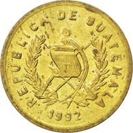 Guatemala, République, 1 Centavo 1992, KM 275.3 - Guatemala