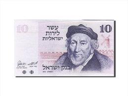 [#258369] Israël, 10 Lirot, Type Sir Moses Montefiore - Israel