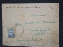 TURQUIE-Détaillons Belle Collection De Lettres (Pays Détachés Début 1900) - Rare Dans Cette Qualité  LOT P4013 - 1858-1921 Empire Ottoman