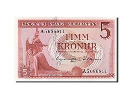 [#256652] Islande, 5 Kronur, Type Ingolfur Arnarson - Islande