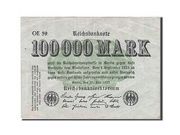 [#256693] Allemagne, 100 000 Mark, Type 1923 - 1918-1933: Weimarer Republik