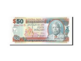 [#155441] Barbades, 50 Dollars Type Barrow - Barbades