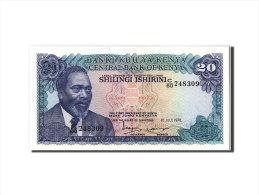 [#305788] Kenya, 20 Shillings Type Mzee Jomo Kenyatta - Kenya