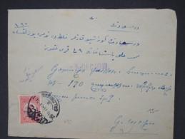 TURQUIE-Détaillons Belle Collection De Lettres (Pays Détachés Début 1900) - Rare Dans Cette Qualité LOT P4016 - 1858-1921 Empire Ottoman