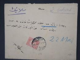 TURQUIE-Détaillons Belle Collection De Lettres (Pays Détachés Début 1900) - Rare Dans Cette Qualité LOT P4017 - 1858-1921 Empire Ottoman