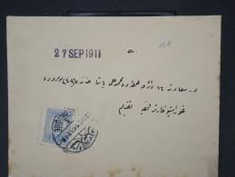 TURQUIE-Détaillons Belle Collection De Lettres (Pays Détachés Début 1900) - Rare Dans Cette Qualité    LOT P4018 - 1858-1921 Empire Ottoman