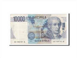 [#158000] Italie, 10 000 Lire Type Volta - [ 2] 1946-… : République