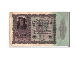 [#306207] Allemagne, 50 000 Mark Type 1922 Third Issue - [ 3] 1918-1933 : Weimar Republic