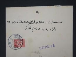 TURQUIE-Détaillons Belle Collection De Lettres (Bureaux Intérieurs Début 1900) - Rare Dans Cette Qualité LOT P4024 - 1858-1921 Empire Ottoman