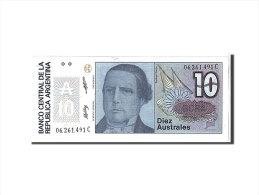 [#109745] Argentine, 10 Australes Type 1985-89 - Argentine