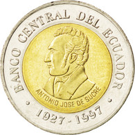 [#87412] Equateur, République, 100 Sucres 1997, KM 101 - Ecuador