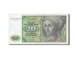 [#258012] Allemagne, 20 Deutsche Mark, Type Elsbeth Tucher - [ 7] 1949-… : RFA - Rep. Fed. Tedesca
