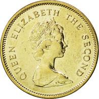 Hong Kong, Elisabeth II, 50 Cents 1977, KM 41 - Hongkong