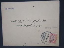 TURQUIE-Détaillons Belle Collection De Lettres (Bureaux Intérieurs Début 1900) - Rare Dans Cette Qualité  LOT P4026 - 1858-1921 Empire Ottoman