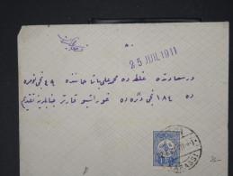 TURQUIE-Détaillons Belle Collection De Lettres (Bureaux Intérieurs Début 1900) - Rare Dans Cette Qualité  LOT P4027 - 1858-1921 Empire Ottoman