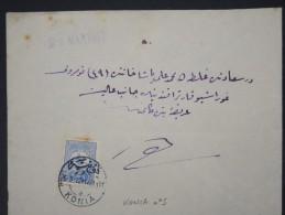 TURQUIE-Détaillons Belle Collection De Lettres (Bureaux Intérieurs Début 1900) - Rare Dans Cette Qualité LOT P4028 - 1858-1921 Empire Ottoman