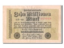 [#304493] Allemagne, 10 Millions Mark Type 1923 - [ 3] 1918-1933 : Weimar Republic