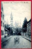 67 BISCHWEILER - Evangelische Kirche - Bischwiller