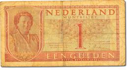 [#83152] Pays-Bas, 1 Gulden Type 1949, Pick 72 - [2] 1815-… : Koninkrijk Der Verenigde Nederlanden