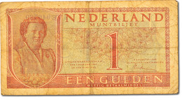 Billet, Pays-Bas, 1 Gulden, 1949, TTB - [2] 1815-… : Koninkrijk Der Verenigde Nederlanden