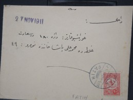 TURQUIE-Détaillons Belle Collection De Lettres (Bureaux Intérieurs Début 1900) - Rare Dans Cette Qualité  LOT P4033 - 1858-1921 Empire Ottoman