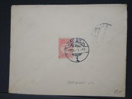 TURQUIE-Détaillons Belle Collection De Lettres (Bureaux Intérieurs Début 1900) - Rare Dans Cette Qualité   LOT P4036 - Covers & Documents