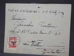 TURQUIE-Détaillons Belle Collection De Lettres (Bureaux Intérieurs Début 1900) - Rare Dans Cette Qualité  LOT P4037 - 1858-1921 Empire Ottoman