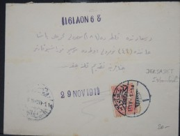 TURQUIE-Détaillons Belle Collection De Lettres (Bureaux Intérieurs Début 1900) - Rare Dans Cette Qualité   LOT P4038 - Covers & Documents