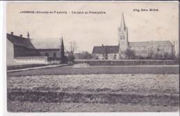 JABEKKE : Klooster En Pastorij - Jabbeke