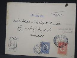 TURQUIE-Détaillons Belle Collection De Lettres (Bureaux Intérieurs Début 1900) - Rare Dans Cette Qualité  LOT P4039 - 1858-1921 Empire Ottoman