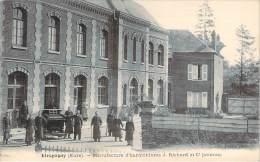 27 - Etrépagny - Manufacture D'harmoniums J. Richard Et Cie, Annexe - Autres Communes