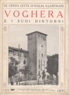 Voghera   100 Cento Città D´Italia  Anni 20/30 Fascicolo  N 261 - Art, Design, Décoration