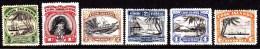 Cook Islands 1932 SG 99-104 Mint Hinged - Islas Cook
