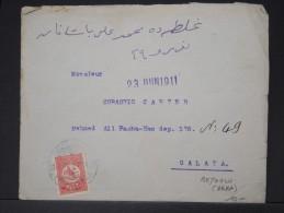 TURQUIE-Détaillons Belle Collection De Lettres (Bureaux Intérieurs Début 1900) - Rare Dans Cette Qualité  LOT P4040 - 1858-1921 Empire Ottoman