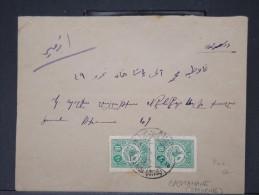 TURQUIE-Détaillons Belle Collection De Lettres (Bureaux Intérieurs Début 1900) - Rare Dans Cette Qualité   LOT P4041 - 1858-1921 Empire Ottoman
