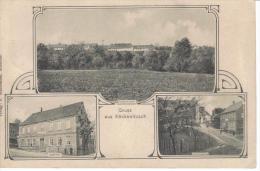 KÖCKENITZSCH Molauer Land Naumburg - Z. B. Gasthof - Dorfstr. - 1906 - Alemania