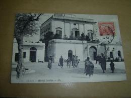 Tunis   L Hopital Israelite - Tunisia