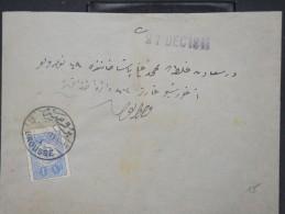 TURQUIE-Détaillons Belle Collection De Lettres (Bureaux Intérieurs Début 1900) - Rare Dans Cette Qualité  LOT P4045 - 1858-1921 Empire Ottoman