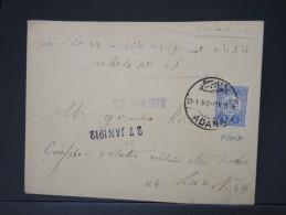 TURQUIE-Détaillons Belle Collection De Lettres (Bureaux Intérieurs Début 1900) - Rare Dans Cette Qualité    LOT P4052 - Covers & Documents