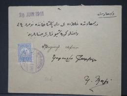 TURQUIE-Détaillons Belle Collection De Lettres (Bureaux Intérieurs Début 1900) - Rare Dans Cette Qualité LOT P4055 - 1858-1921 Empire Ottoman