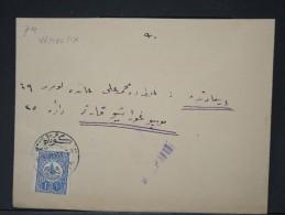 TURQUIE-Détaillons Belle Collection De Lettres (Bureaux Intérieurs Début 1900) - Rare Dans Cette Qualité LOT P4058 - 1858-1921 Empire Ottoman