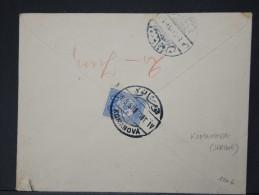 TURQUIE-Détaillons Belle Collection De Lettres (Bureaux Intérieurs Début 1900) - Rare Dans Cette Qualité  LOT P4062 - Covers & Documents