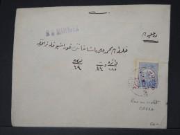 TURQUIE-Détaillons Belle Collection De Lettres (Bureaux Intérieurs Début 1900) - Rare Dans Cette Qualité  LOT P4065 - 1858-1921 Empire Ottoman