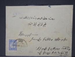 TURQUIE-Détaillons Belle Collection De Lettres (Bureaux Intérieurs Début 1900) - Rare Dans Cette Qualité  LOT P4066 - Covers & Documents
