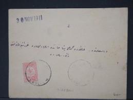TURQUIE-Détaillons Belle Collection De Lettres (Bureaux Intérieurs Début 1900) - Rare Dans Cette Qualité  LOT P4067 - 1858-1921 Empire Ottoman