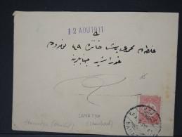 TURQUIE-Détaillons Belle Collection De Lettres (Bureaux Intérieurs Début 1900) - Rare Dans Cette Qualité LOT P4072 - Covers & Documents