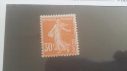 LOT 255413 TIMBRE DE FRANCE NEUF* N�141 VALEUR 15 EUROS