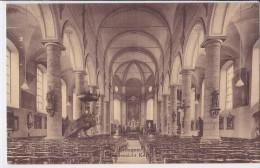 LEDEGEM : Binnenzicht Kerk - Ledegem