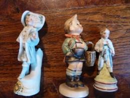 Sujets Porcelaine - Céramiques