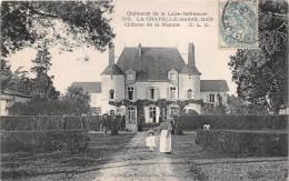 """¤¤   - 312  -  Chateaux De La Loire-Inférieure  -   LA CHAPELLE-BASSE-MER  -  Chateau De La """" MAZURE """"   -  ¤¤ - La Chapelle Basse-Mer"""